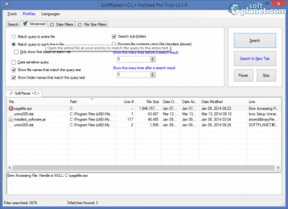 FileSeek Pro Screenshot2
