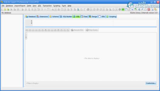 SQLite Expert Professional Screenshot3