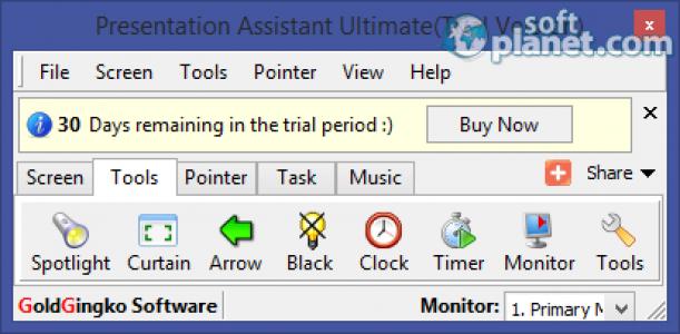 Presentation Assistant Screenshot2