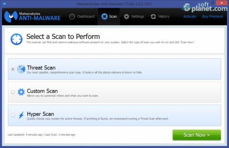Malwarebytes Anti-Malware Screenshot5