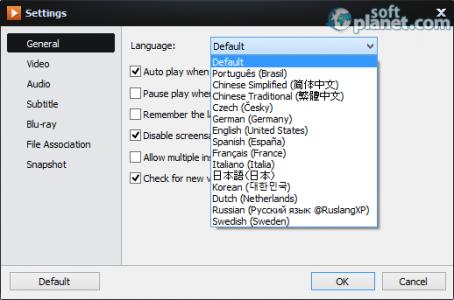 DVDFab Media Player Screenshot2