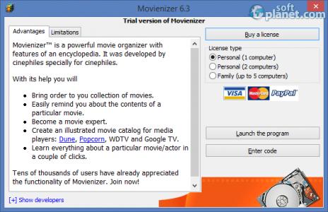 Movienizer Screenshot3
