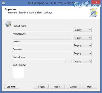 MSI Wrapper Screenshot3