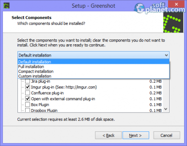 GreenShot Screenshot5
