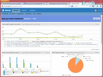 XpoLog Center Log Management Screenshot4