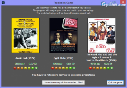 Coollector Movie Database Screenshot3