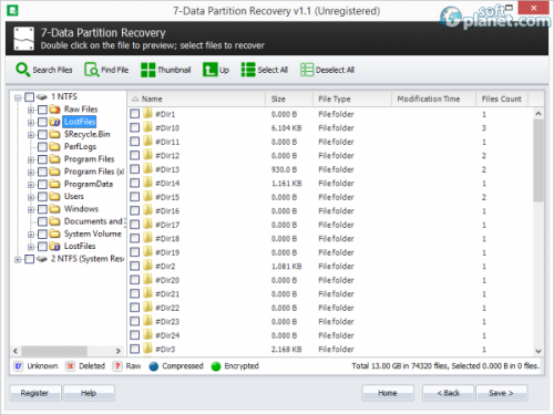 7-Data Partition Recovery 1.1