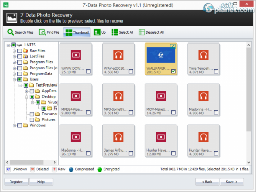 7-Data Photo Recovery 1.1