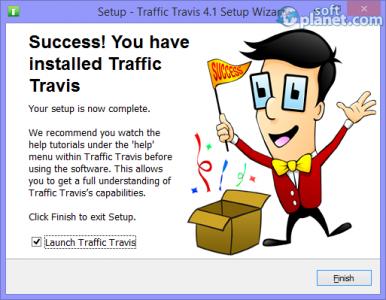 Traffic Travis Screenshot2