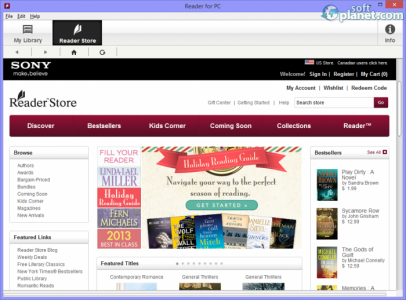 Reader for PC Screenshot4