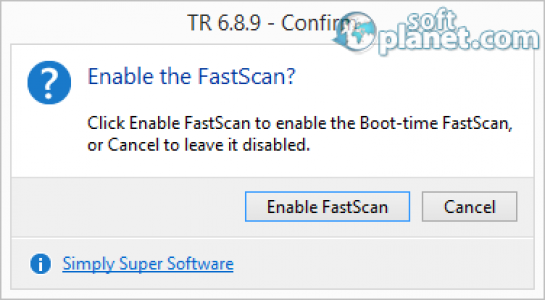 Trojan Remover Screenshot2