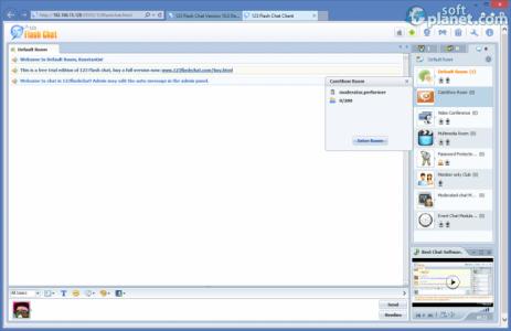 123 Flash Chat Screenshot4