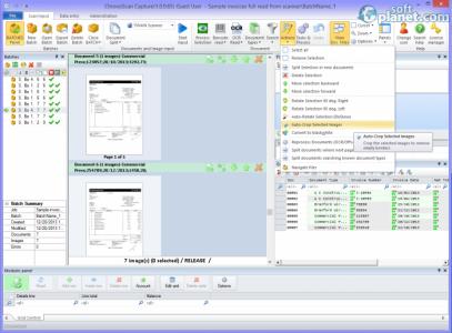 ChronoScan Capture Screenshot4