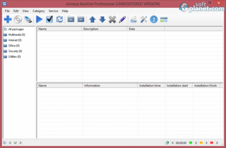 Almeza MultiSet Professional Screenshot2