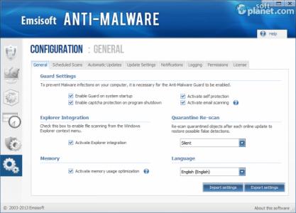 Emsisoft Anti-Malware Screenshot3