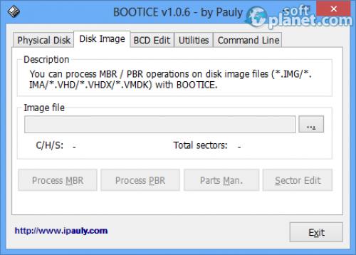 Bootice Screenshot2