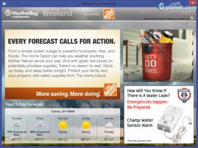 WeatherBug Screenshot4