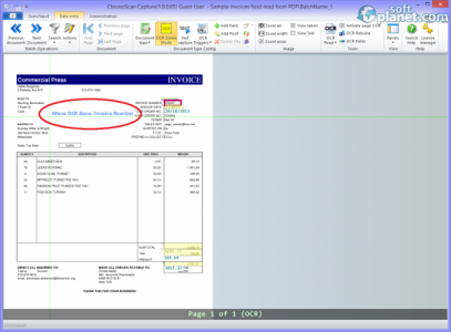 ChronoScan Capture Screenshot3