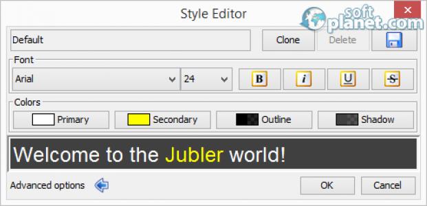 Jubler Screenshot3
