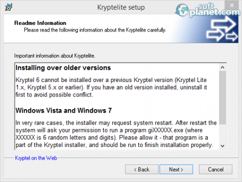 Kryptelite Screenshot3