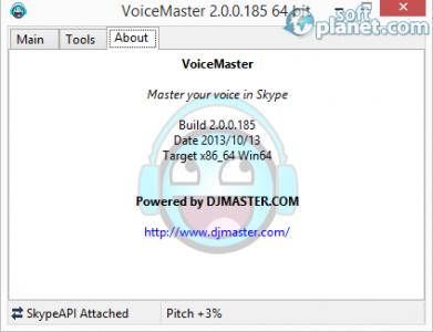 VoiceMaster Screenshot3