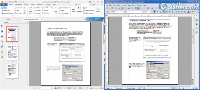 PDF to Word Screenshot3