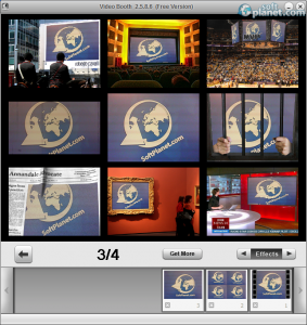 Video Booth Screenshot4