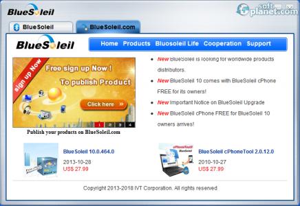 BlueSoleil Screenshot3