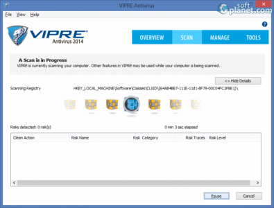 VIPRE Antivirus 2014 Screenshot2