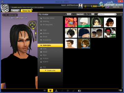 IMVU Screenshot3