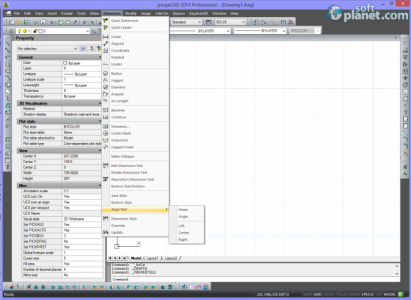 progeCAD 2014 Professional Screenshot2