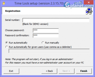 Time Lock Screenshot3