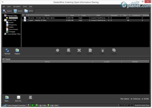 DexterWire Screenshot3