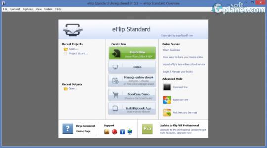 eFlip Standard Screenshot2