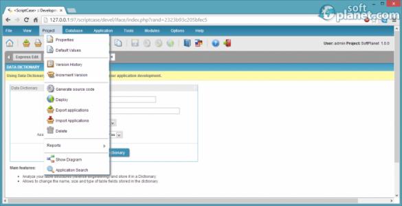 ScriptCase Screenshot3
