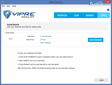 VIPRE Antivirus 2014 Screenshot5