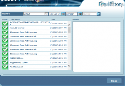 Immunet Free Antivirus Screenshot3