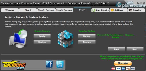 Windows Repair Screenshot3