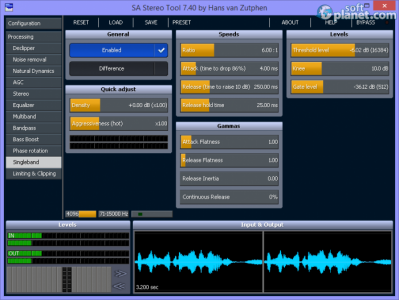 Stereo Tool Screenshot5