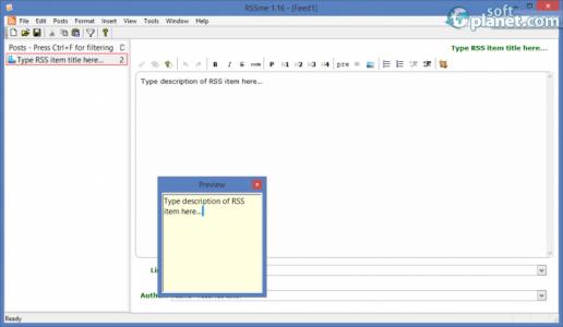 RSSme Screenshot3