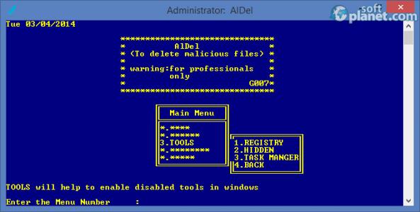 AlDel Screenshot2