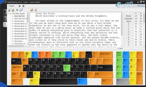 Portable RapidTyping Screenshot2