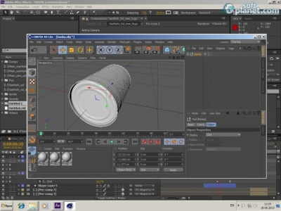 Adobe After Effects CC Screenshot2