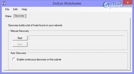 ZedLan WideAwake Screenshot2