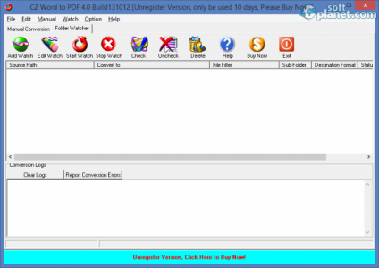 CZ Word to PDF Screenshot2