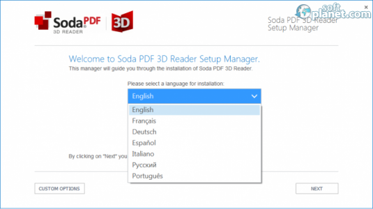 Soda PDF 3D Reader Screenshot4