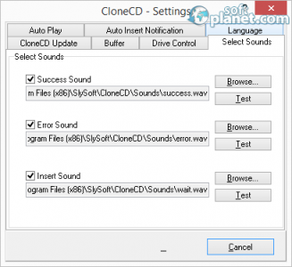 CloneCD Screenshot4