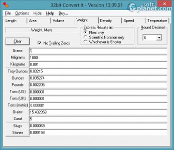 32bit Convert It Screenshot4