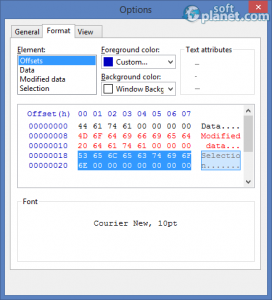 HxD Hexeditor Screenshot5