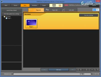 TMPGEnc Authoring Works Screenshot4